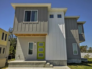 NEW! Modern St. Augustine Home-2 Blocks from Ocean