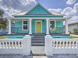 NEW! Chic Remodeled Ybor City Home -Near Downtown!