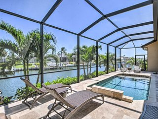 NEW! Marco Island Home on Canal - 10 Min to Beach!