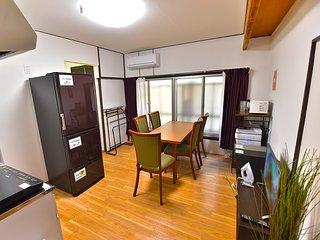Luxurious Apartment Close to Shibuya (Sendagaya Annex 3 L)