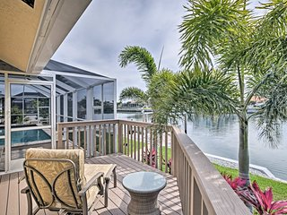 NEW! Waterfront Marco Island House w/Private Pool!