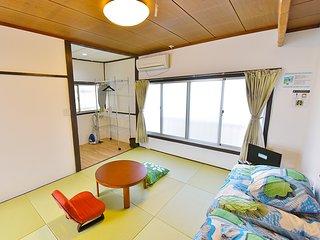 Apartments near the famous Harajuku! (SAKURA HOUSE Sendagaya Annex 3 2F)