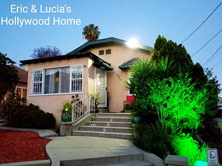ERIC & LUCIA'S HOLLYWOOD HOME