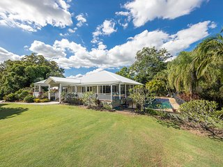 NEW The Frangipani Farm - luxury accommodation on the Sunshine Coast