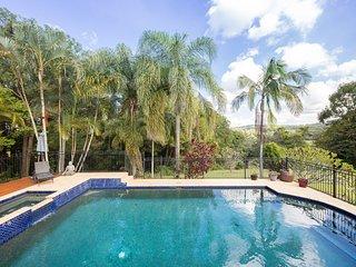 NEW The Frangipani Farm - luxury accommodation on the Sunshine Coast