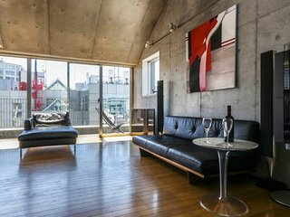 Penthouse in the Midst of Tokyo (Ebisu)