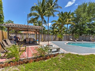 NEW! Boca Raton House Near FAU - 5 Miles to Beach!