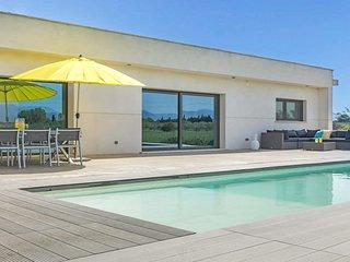 Prim-neugebaute Villa bei Sencelles