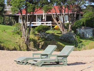 Beachfront Getaway Bay of Islands