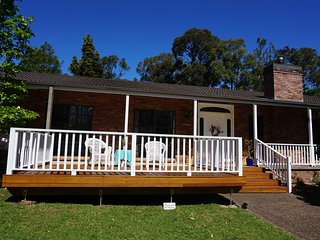 Magnolia house Bangalee Self contained accommodation NowraBerry Southcoast NSW
