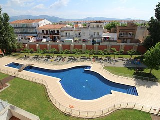 Apart-rent (0149) Apartamento con piscina comunitaria