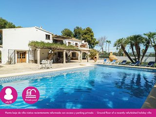 Book It Villa Moraira Caprice