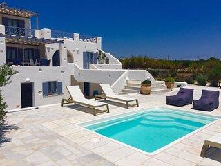 Brilliant Beach Front Villa - sleeps up to 14