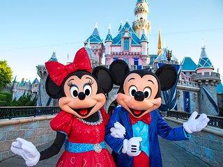 Au coeur de la magie Disney