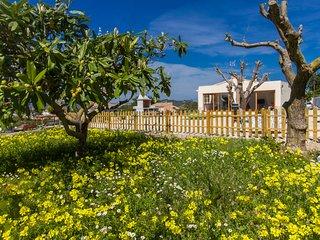 Fantastica villa familiar con bonito entorno