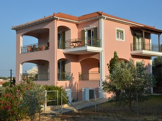 Villa Eleftheria, Lakithra - 3 bedroom villa with breathtaking views