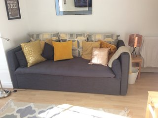 Sofa and day bed