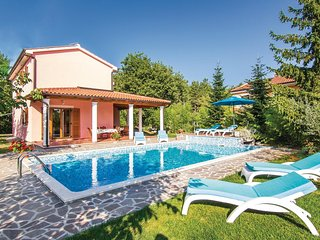 4 bedroom Villa in Zminj, Istria, Croatia : ref 5564548