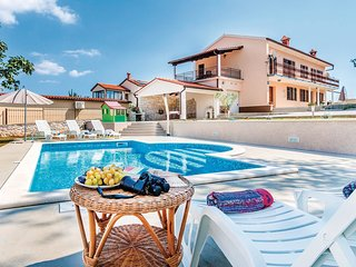 3 bedroom Villa in Hrboki, Istria, Croatia : ref 5520420