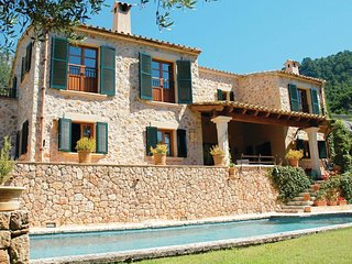 4 bedroom Villa in Valldemossa, Balearic Islands, Spain : ref 5566551