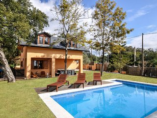 4 bedroom Villa in Sant Cebria de Vallalta, Catalonia, Spain : ref 5624223