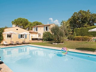 5 bedroom Villa in Saint-Cezaire-sur-Siagne, Provence-Alpes-Cote d'Azur, France