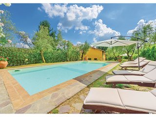 3 bedroom Villa in San Martino in Freddana-Monsagrati, Tuscany, Italy : ref 5523