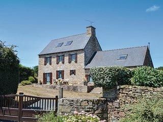 4 bedroom Villa in Pleudaniel, Brittany, France - 5521992