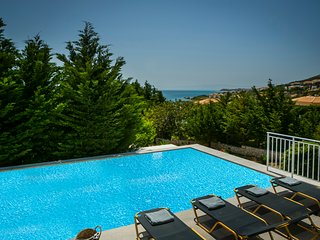 AMAZING VILLA IN SKALA WITH PRIVATE POOL (PETERSONS VILLAS)