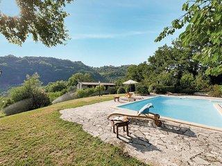 4 bedroom Villa in Montenero in Sabina, Latium, Italy : ref 5523381