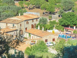6 bedroom Villa in Estellencs, Balearic Islands, Spain : ref 5566548