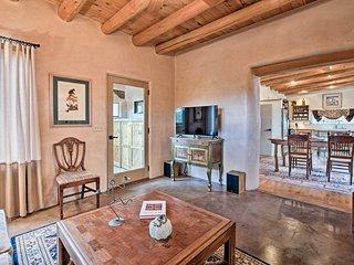 NEW! 1940's Renovated Adobe Home in Old Santa Fe!