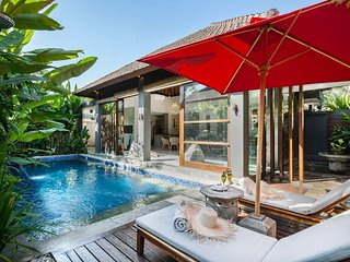 Villa Ria Bali -  Relax or stroll and enjoy Seminyak from the perfect spot.