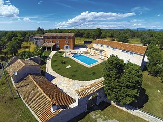 8 bedroom Villa in Orihi, Istria, Croatia : ref 5564549