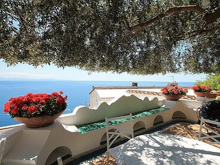2 bedroom Villa in Praiano, Campania, Italy : ref 5228991