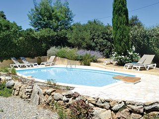 3 bedroom Villa in La Croix-Valmer, Provence-Alpes-Cote d'Azur, France : ref 552