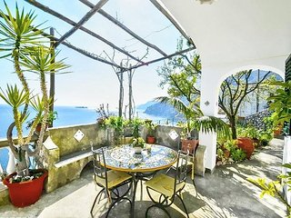 1 bedroom Villa in Positano, Campania, Italy : ref 5228654