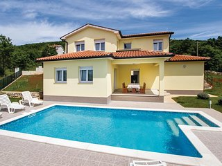 3 bedroom Villa in Ubasico, Istria, Croatia : ref 5520366