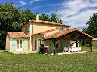 Villa Les Forges - tranquility, nature & golf