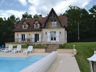 4 bedroom Villa in Chaud, Nouvelle-Aquitaine, France - 5565385
