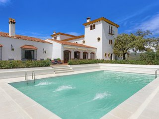 11 bedroom Chateau in La Granada de Rio Tinto, Andalusia, Spain : ref 5364782