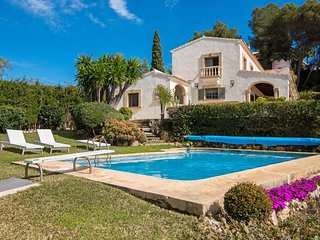 5 bedroom Villa in Benitachell, Valencia, Spain : ref 5514728