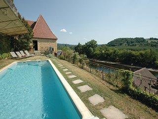 2 bedroom Villa in La Roque-Gageac, Nouvelle-Aquitaine, France - 5521911