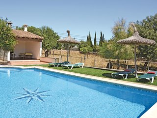 4 bedroom Villa in Can Picafort, Balearic Islands, Spain : ref 5523194