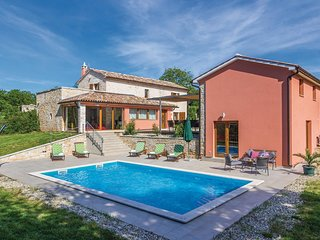 5 bedroom Villa in Pamici, Istria, Croatia : ref 5564562