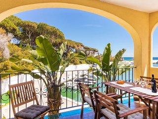 Apartamento para 6 personas a 50 m de la playa