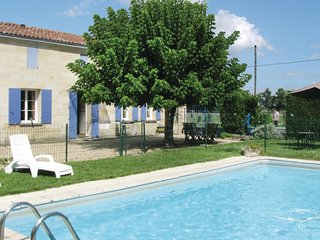3 bedroom Villa in Abzac, Nouvelle-Aquitaine, France : ref 5565404