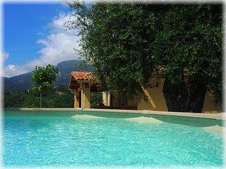 Villa Mas Des Oliviers a cinque chilometri dalle spiagge e dalla citta di Menton