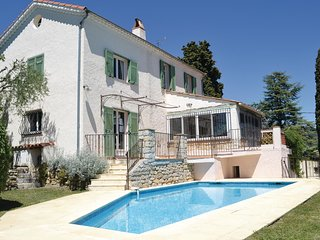 3 bedroom Villa in Cabris, Provence-Alpes-Côte d'Azur, France : ref 5522126
