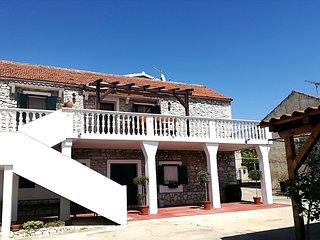 Dalmatian stone apartment